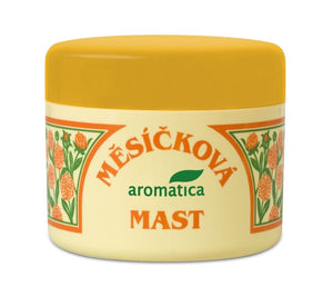 Aromatica Marigold ointment 50 ml varicose veins, leg ulcers, bedsores and regeneration of damaged skin - mydrxm.com