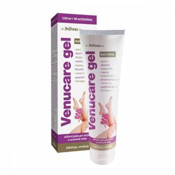 Medpharma Venucare gel NATURAL 120 + 30 ml