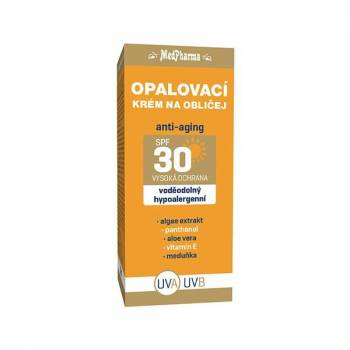 Medpharma Face Sun Cream SPF30 50 ml