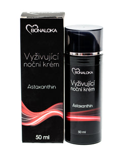Bonaloka Nourishing Night Cream 50 ml with astaxanthin - mydrxm.com