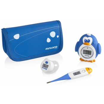 Miniland Thermokit Blue thermometer set