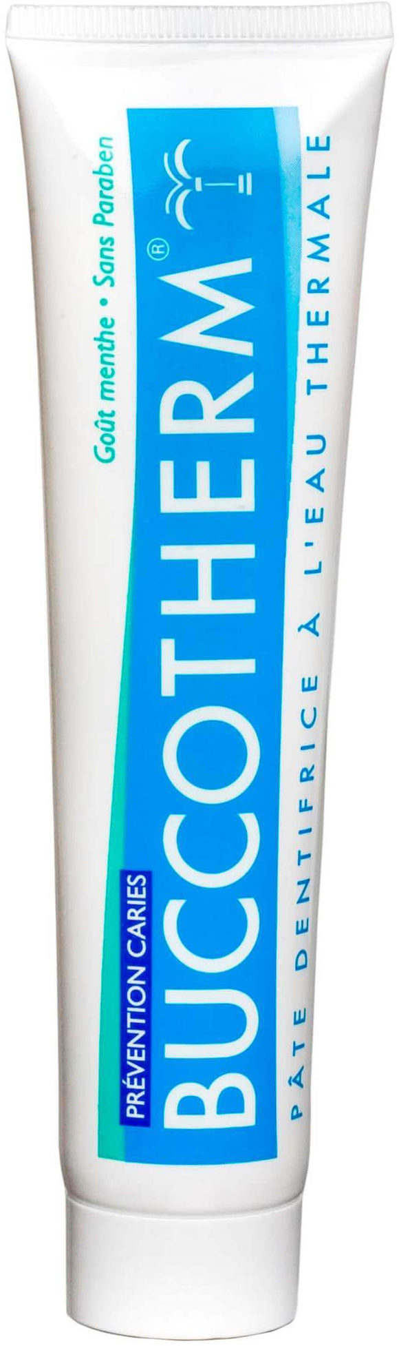 BUCCOTHERM Tooth Decay Prevention Toothpaste 75ML, MINT FLAVOR