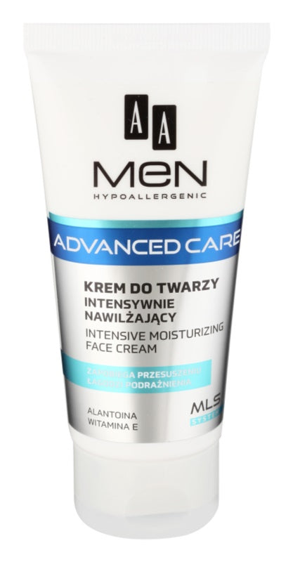 AA Cosmetics Men Advanced Care intensive moisturizing face cream 75ml