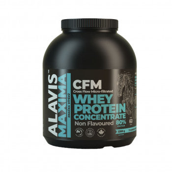 Alavis Maxima Whey Protein Concentrate 80% 2200 g - mydrxm.com