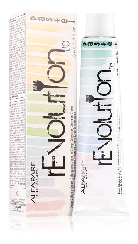 Alfaparf Milano Revolution Pastel Hair Color PASTEL GREY 90 ml
