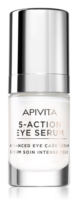Apivita 5-Action Advanced Eye Care Serum 15ml