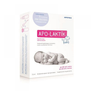 APO-Lactic for Baby 7.5 ml food supplement - mydrxm.com