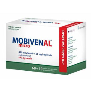 Mobivenal micro 70 tablets
