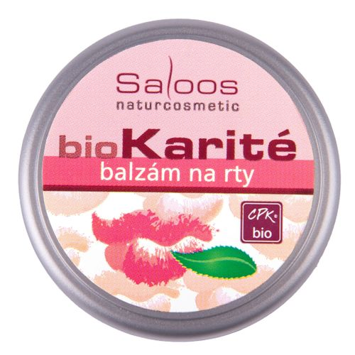 Saloos Bio Karité Lip Balm 19 ml