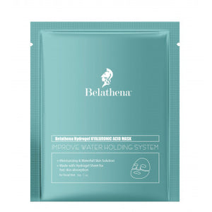 Belathena with Beta-Glucan + increased content of Hyaluronic acid hydrogel mask 4 pcs - mydrxm.com