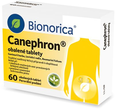 Canephron 60 coated tablets - mydrxm.com