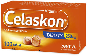 Celaskon 250 mg 100 tablets - mydrxm.com