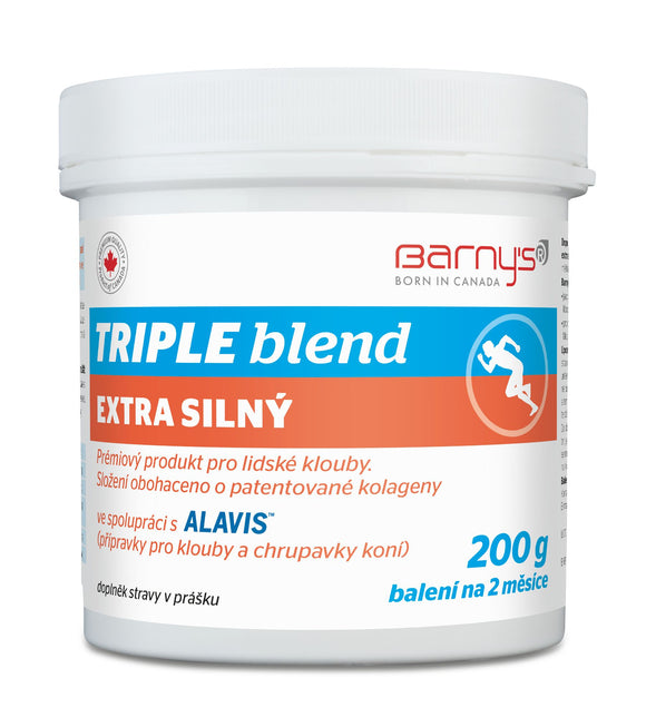 Barny's Triple blend EXTRA STRONG 200 g - mydrxm.com
