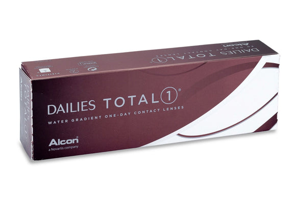 Alcon Dailies Total 1 - 30 contact lenses