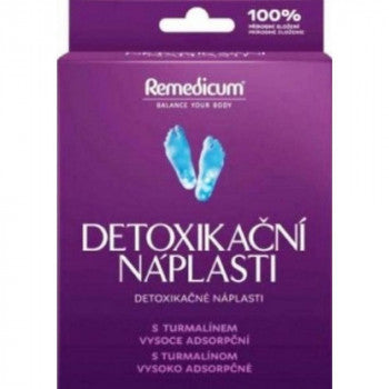 Remedicum Detoxication patches 20 pcs - mydrxm.com