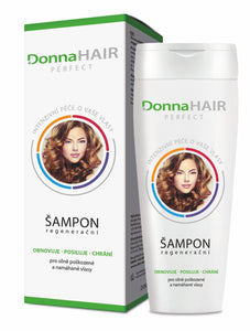 Donna Hair PERFECT Regenerating Shampoo 200 ml - mydrxm.com