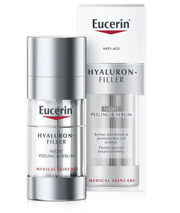 Eucerin Hyaluron-Filler Night Restoring and Filling Serum 30 ml - mydrxm.com