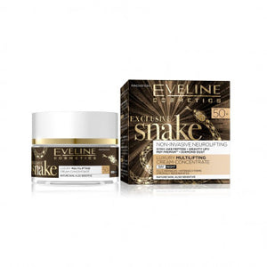Eveline Exclusive Snake Day / Night Cream age 50+, 50 ml - mydrxm.com