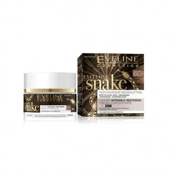 Eveline Exclusive Snake age 60+ 50 ml Day / Night Cream - mydrxm.com