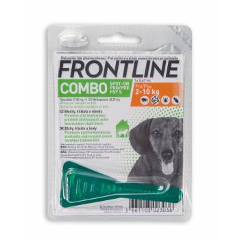 Frontline Combo Spot on Dog With 0.67 ml 1 pipette - mydrxm.com