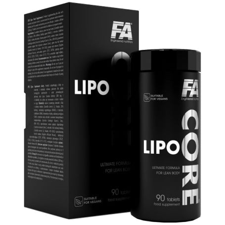 FITNESS AUTHORITY LIPO CORE 90 CAPSULES - mydrxm.com