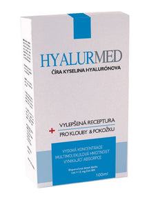 HYALURMED clear hyaluronic acid 100 ml - mydrxm.com