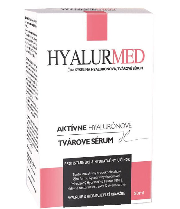 HYALURMED Facial Serum 30ml - mydrxm.com