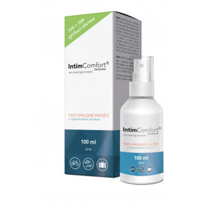 Intim Comfort Anti-Intertrigo Spray 100 ml - mydrxm.com
