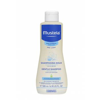 Mustela Gentle Shampoo 500 ml