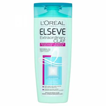 Loréal Paris Elseve Extraordinary Clay Cleansing Shampoo 250 ml