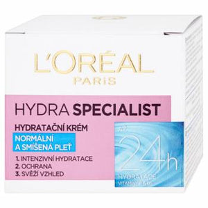 Loréal Paris Hydra Specialist Moisturizing Cream Normal And Mixed Skin 50 ml
