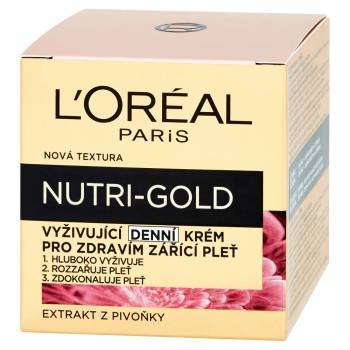 Loréal Paris Nutri-Gold Nourishing Day Cream For Healthy Radiant Skin 50 ml - mydrxm.com