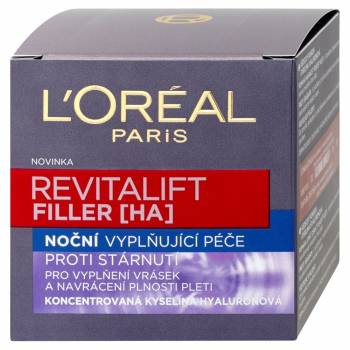 Loréal Paris Revitalift Filler [HA] Anti-Wrinkle Night Cream 50 ml