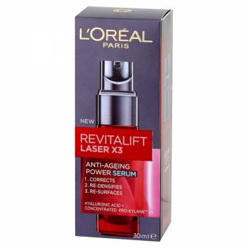Loréal Revitalift Laser X3 anti-wrinkle serum 30 ml - mydrxm.com