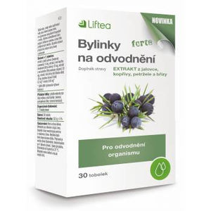 Liftea Herbs for body drainage FORTE 30 capsules - mydrxm.com