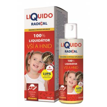 Liquido RADICAL lice & nits treatment 125 ml - mydrxm.com