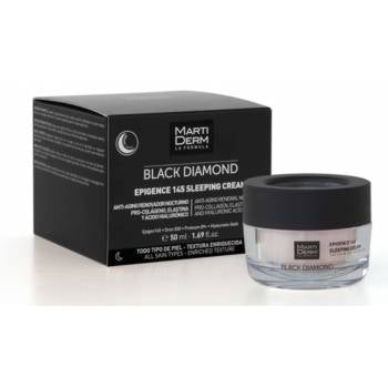 MARTIDERM Black Diamond Epigence 145 anti-aging night cream 50 ml