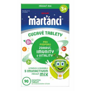 Martians Imuno MIX 90 tablets