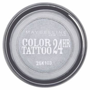 Maybelline Color Tattoo 24hr Eternal Silver 50 Eyeshadow