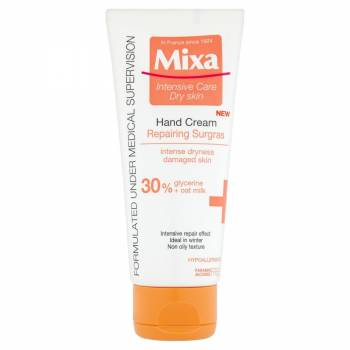 Mixa Oily regenerating hand cream 100 ml