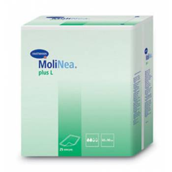 Molinea Plus 90 x 180 cm bent edge incontinence mat 20 pcs