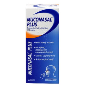 Muconasal Plus Nasal Spray 10 ml - mydrxm.com