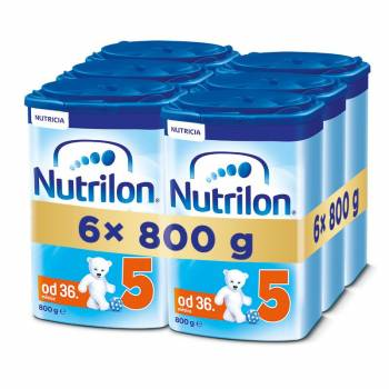 Nutrilon 5 - 6pack x 800 gr