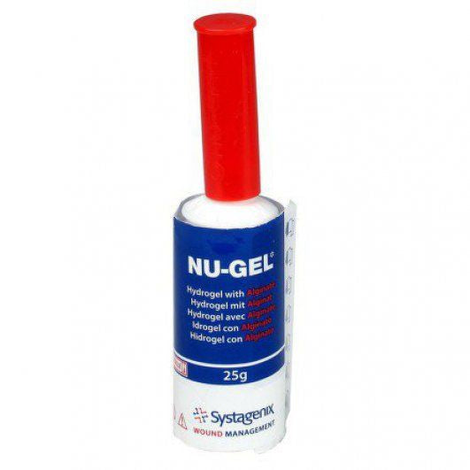 NU-GEL hydrogel dressing with alginate 25 g - mydrxm.com