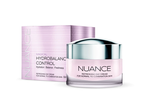 Nuance Magical Hydrobalance Control Day Cream For Normal And Mixed Skin 50ml - mydrxm.com
