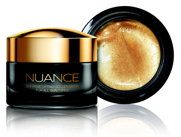 NUANCE Magical Supreme Gold Mask 50 ml For all skin types - mydrxm.com