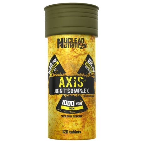 NUCLEAR NUTRITION AXIS JOINT COMPLEX 120 TABLETS - mydrxm.com