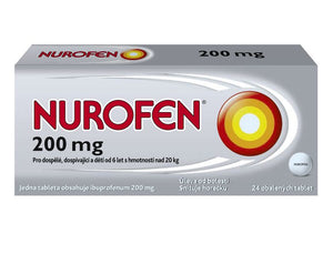 Nurofen 200 mg 24 tablets - mydrxm.com