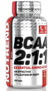Nutrend BCAA 2: 1: 1 150 tablets - mydrxm.com