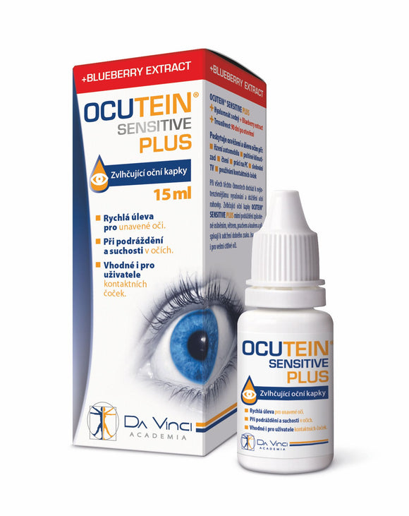 Ocutein Sensitive Plus Eye Drops 15 ml - mydrxm.com